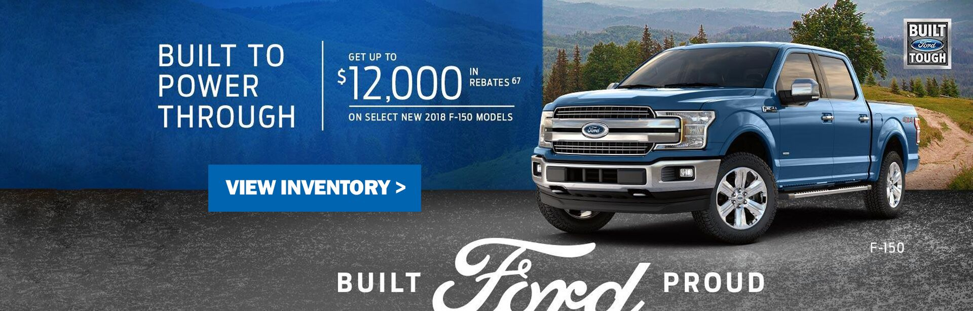 Ford F150 Sale at Marlborough Ford