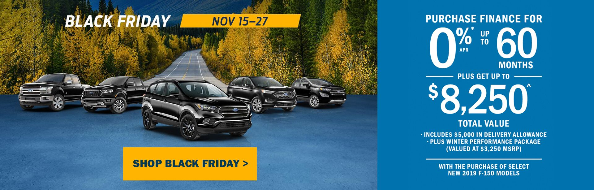 Black Friday at Marlborough Ford