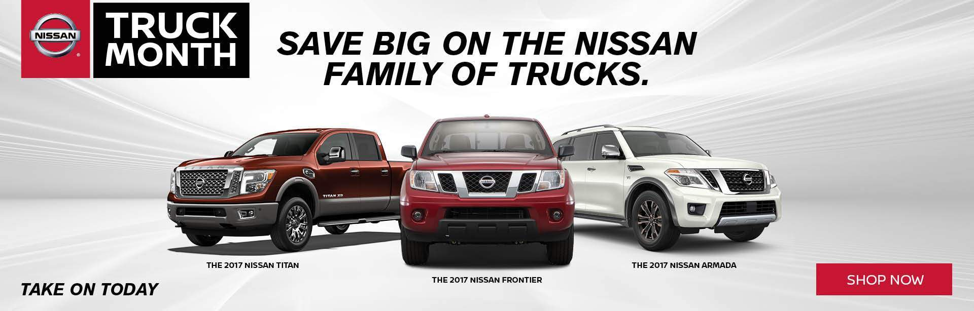 Truck month 2017 nissan sentra