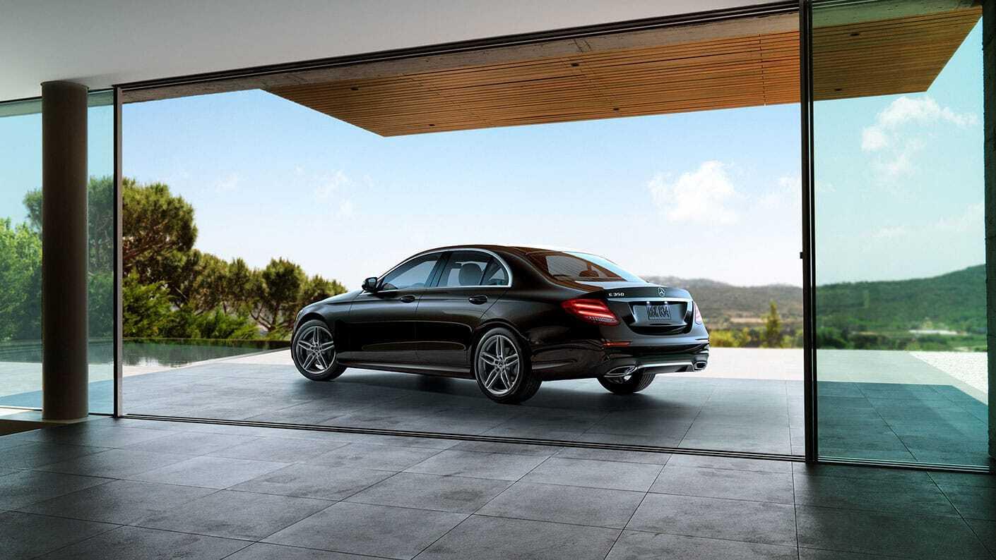 2020 Mercedes-Benz E-Class E 350 4MATIC® Sedan