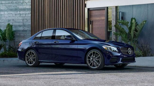 2020 Mercedes-Benz C-Class C 300 4MATIC® Sedan