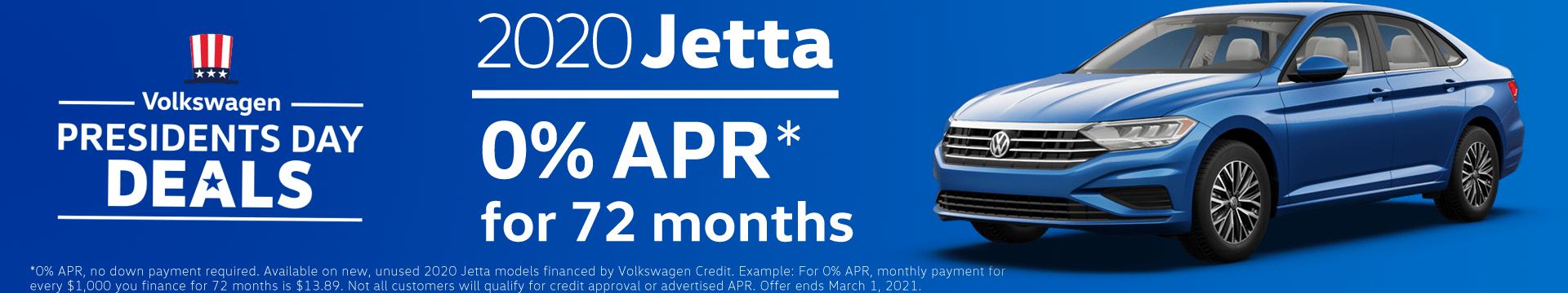 VW Jetta Special