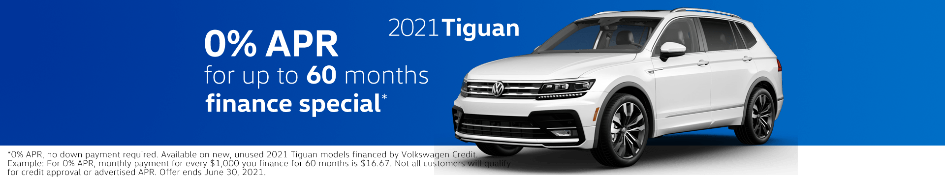 VW Tiguan Special