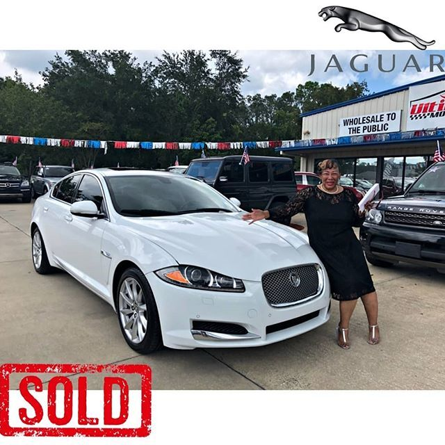 Sold Jaguar