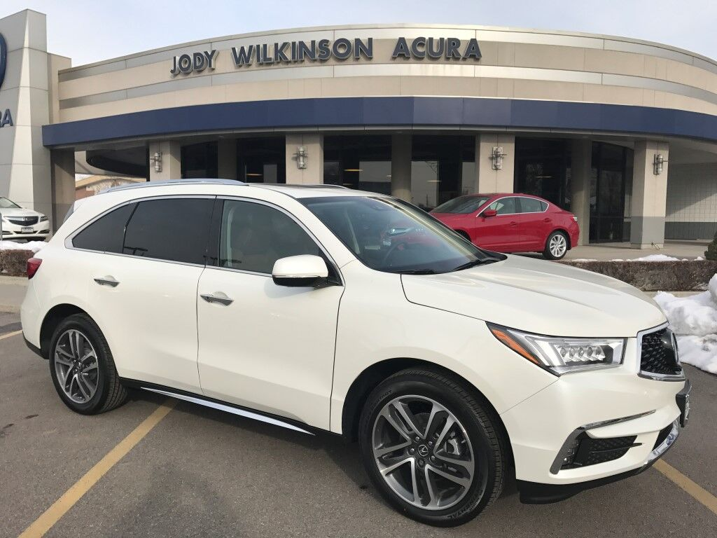 2017 Acura MDX w/Advance Pkg