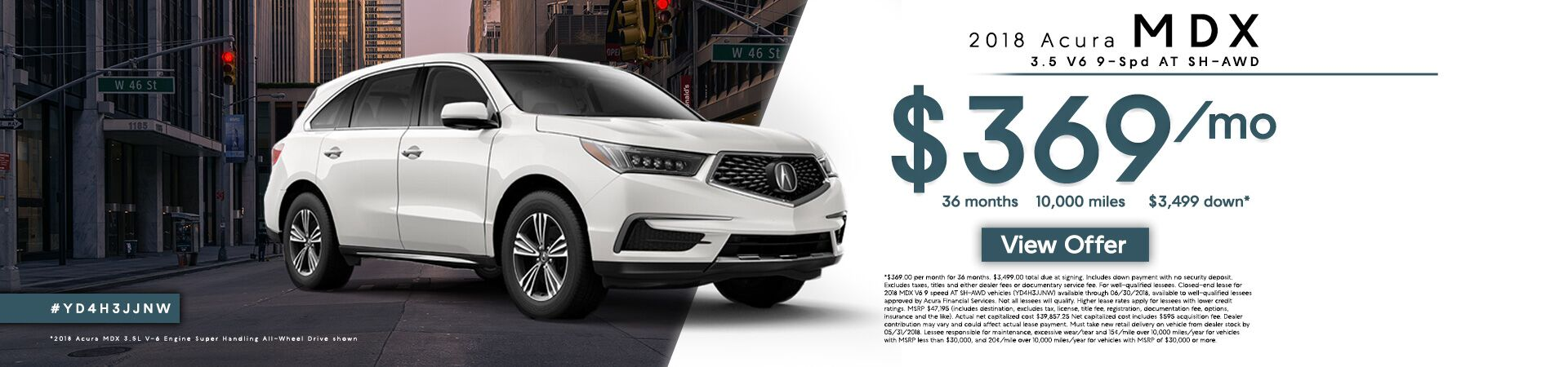 new acura mdx mcmurray pa