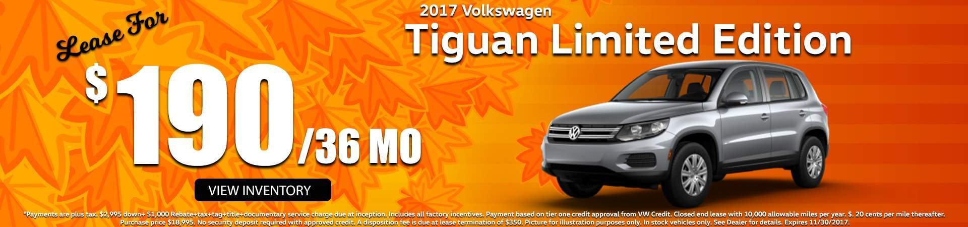 tiguan limited