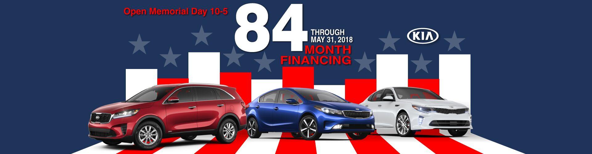 84 Month Financing