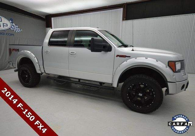 2014 Ford F-150 Lifted FX4