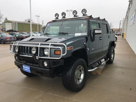 2005 Hummer H2 SUT Base