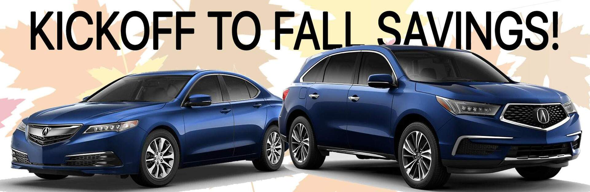 Acura Lease Finance Specials