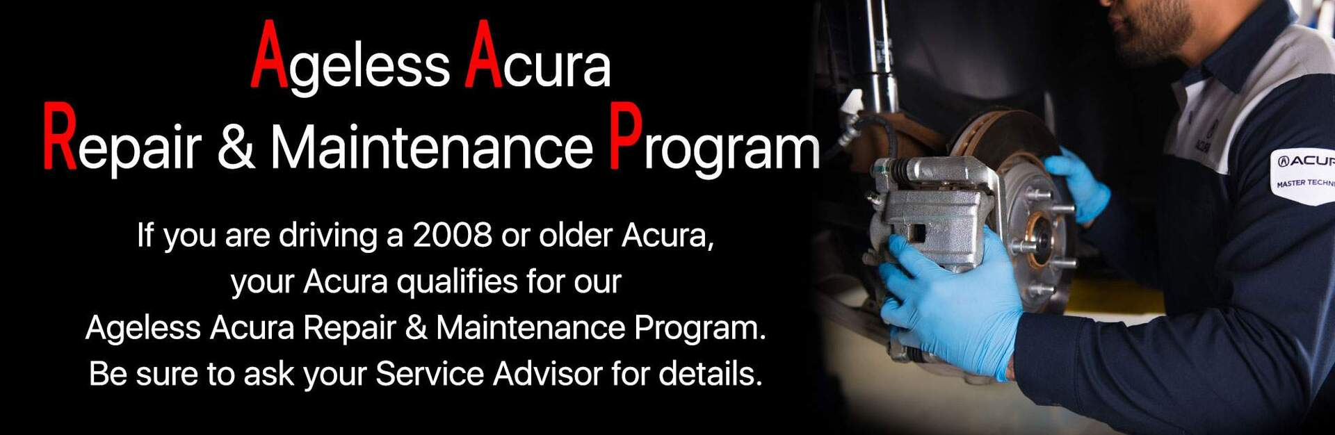 Acura Service Repair Coupons