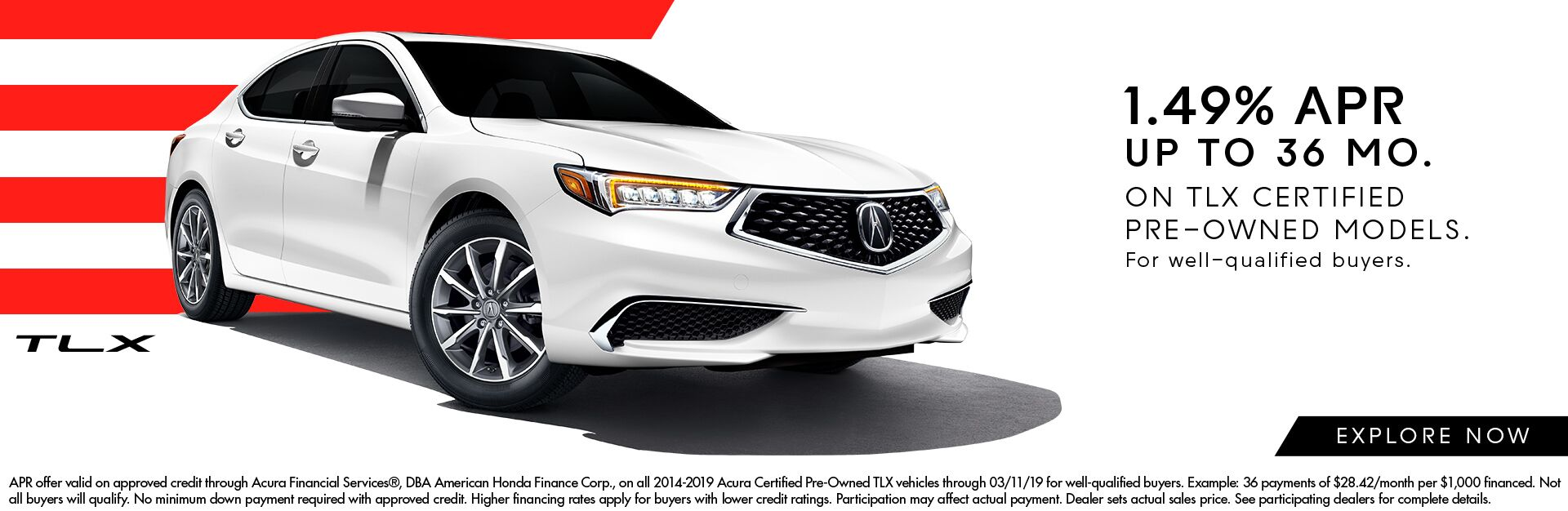 Certified TLX