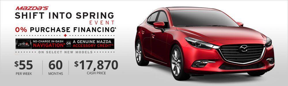 2017 Mazda3 4dr Sdn Man GX