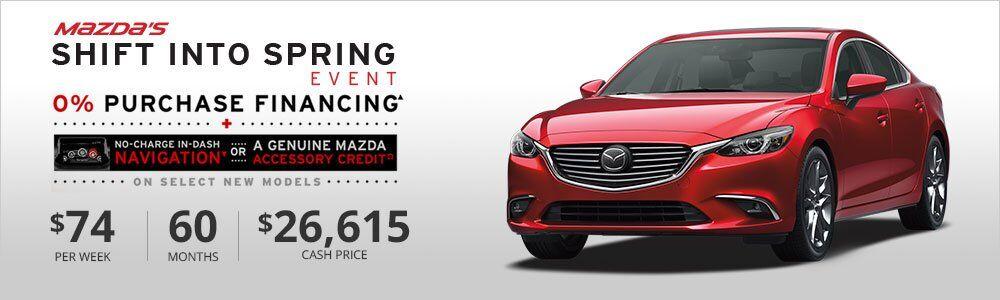 2017 Mazda6 4dr Sdn 2.5L AT GX