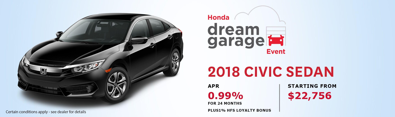 2018 Civic Sedan