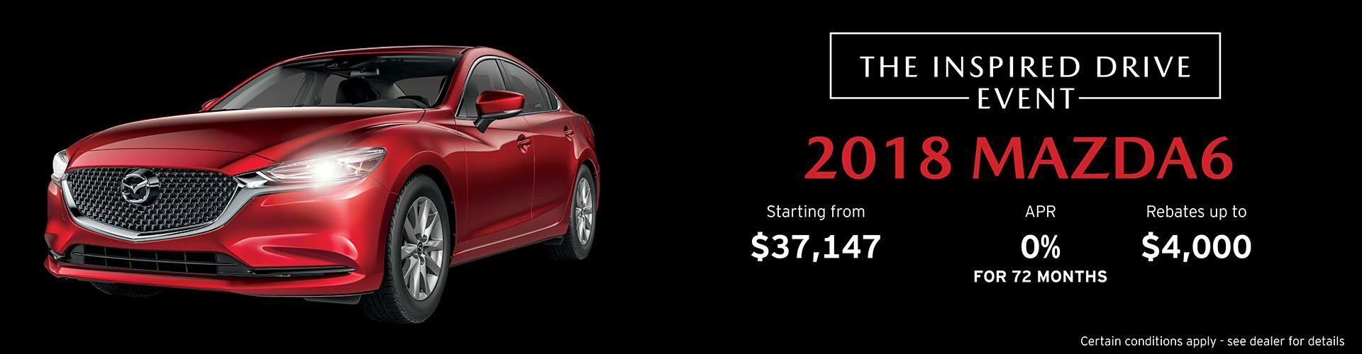 2018 Mazda Mazda6 GS-L Turbo Auto