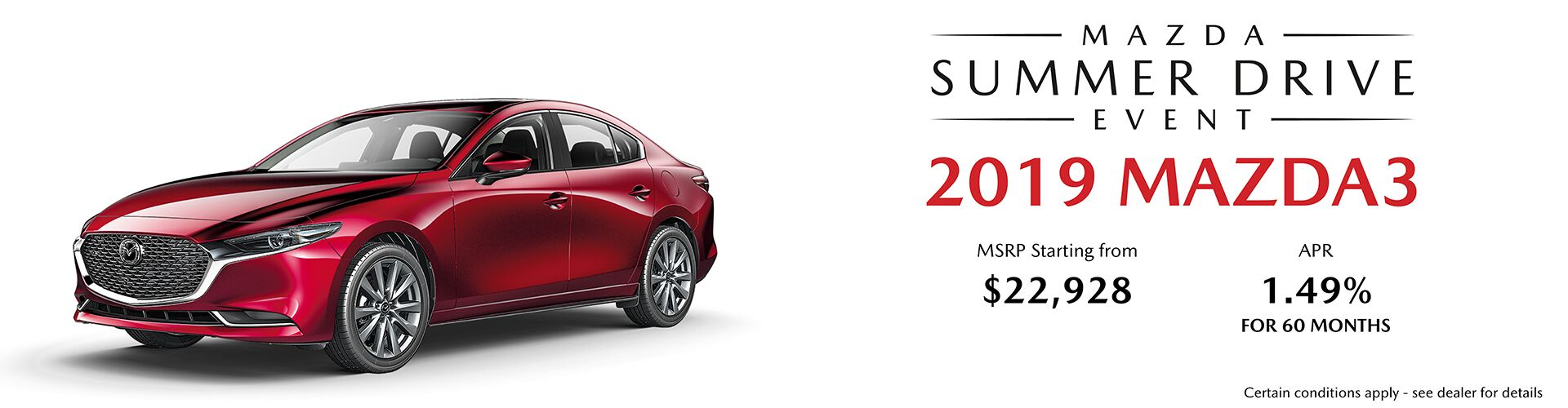 2019 Mazda Mazda3 GS Manual FWD