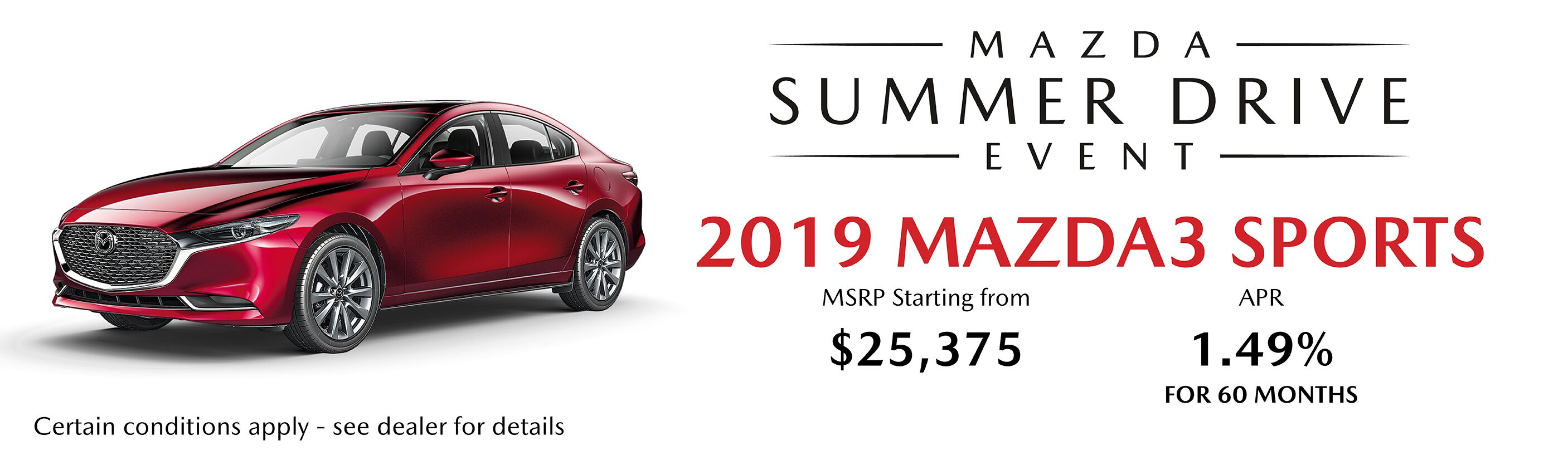 2019 Mazda Mazda3 Sport GS Manual FWD