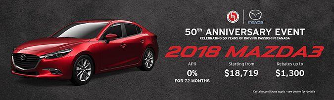 2018 Mazda Mazda3 GS Manual