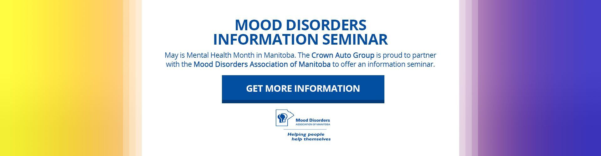Mood Disorders Information Seminar