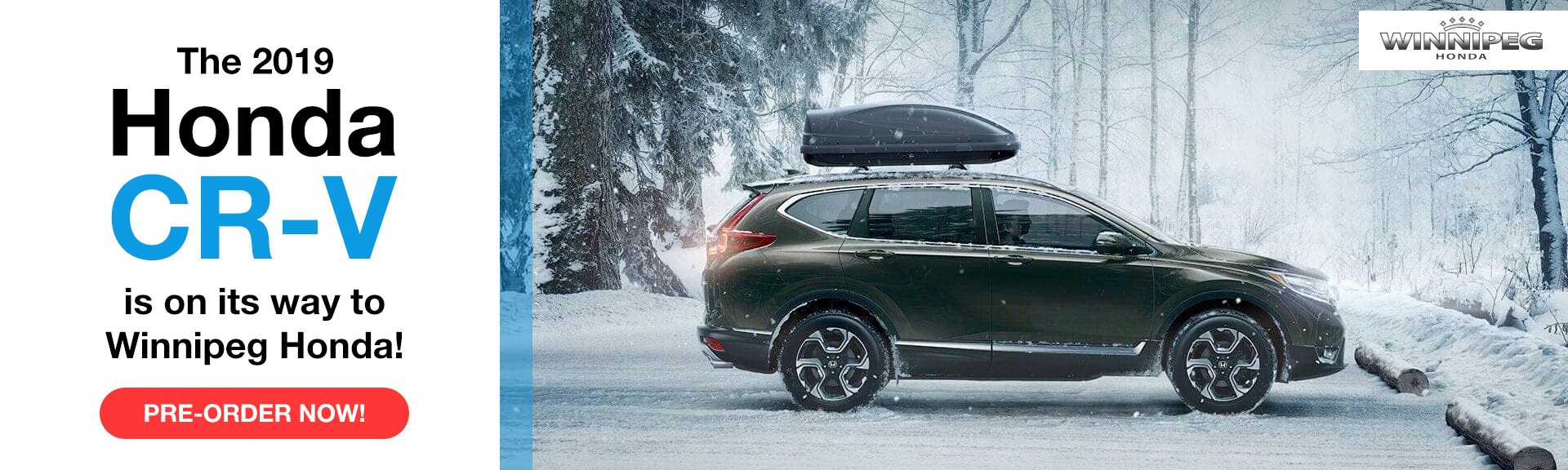 The 2019 Honda CR-V Is Almost Here!