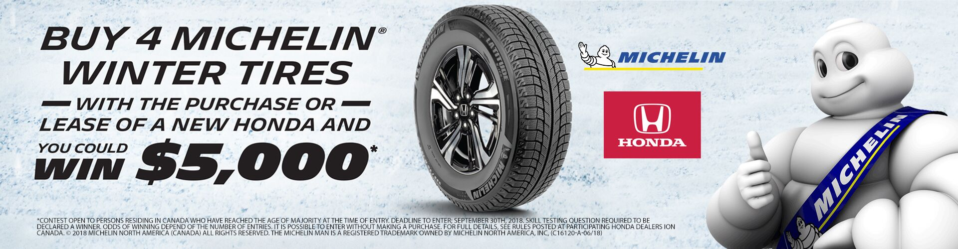 Michelin Winter Tire