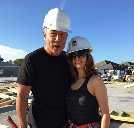 Scanlon Auto Group 2019 Habitat Build Photo William Smith & Melissa