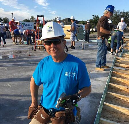 Scanlon Auto Group 2019 Habitat Build Photo Wagner Brenes