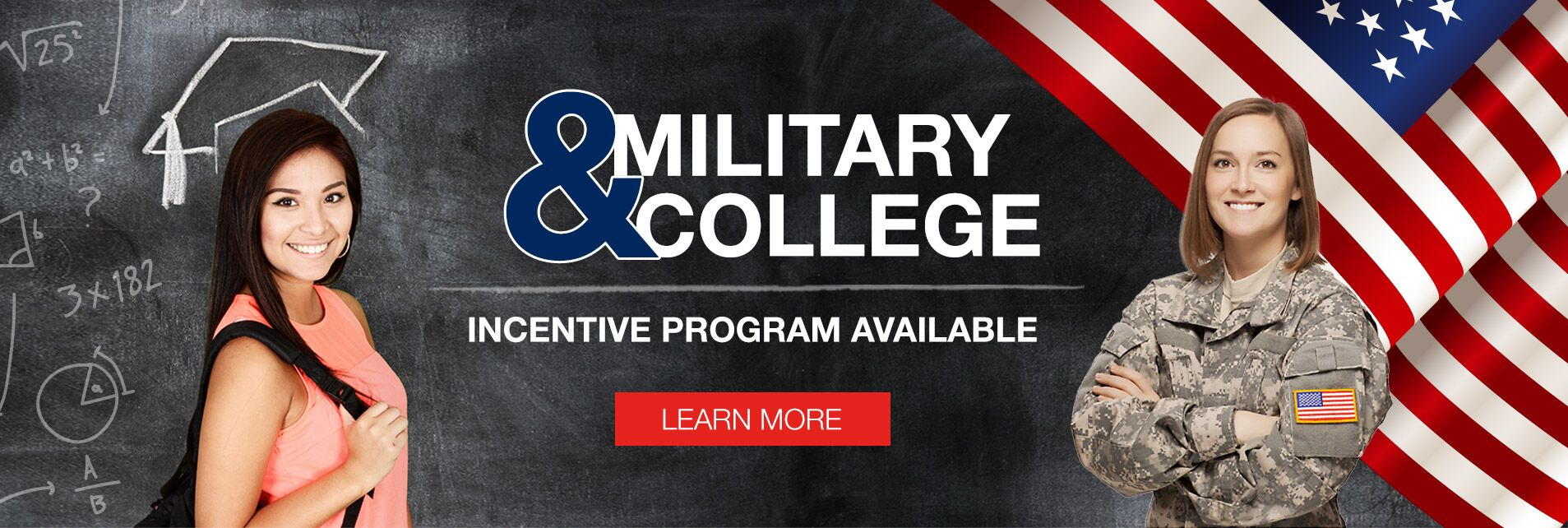 Grad and Military Incentives