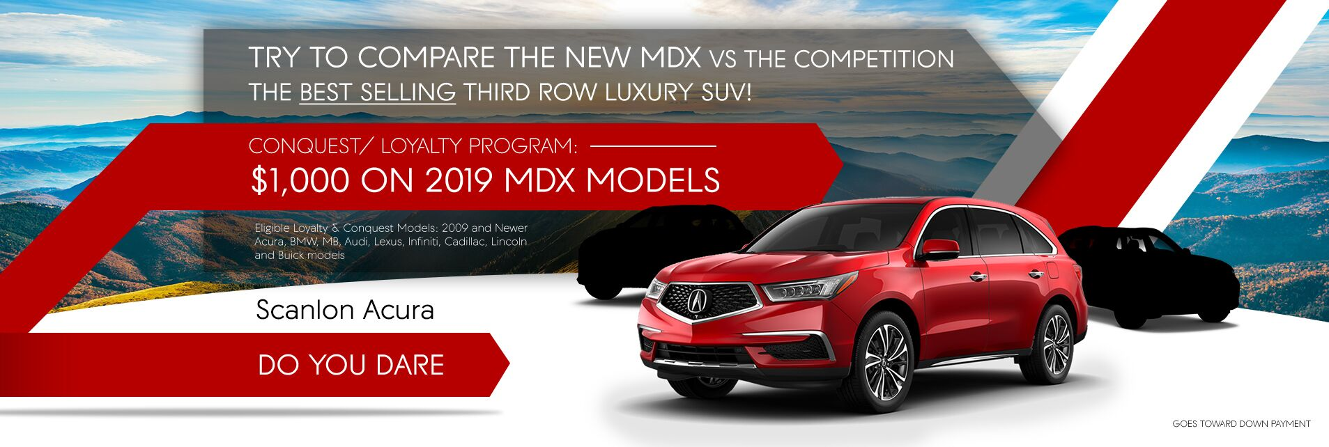 MDX Conquest