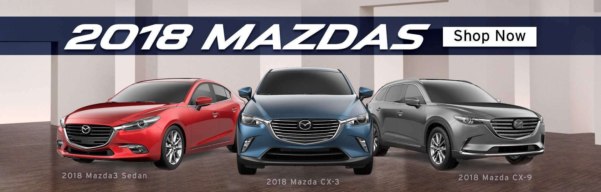 Nice 2018 Mazdas