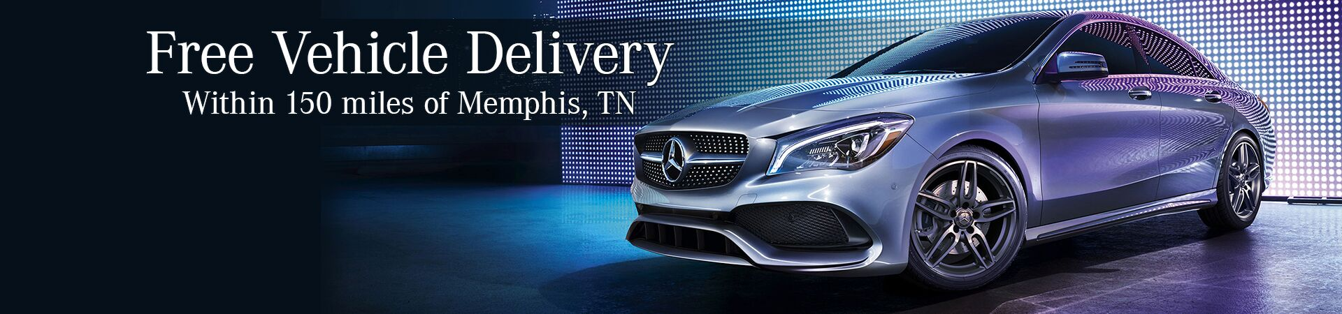 Free vehicle delivery