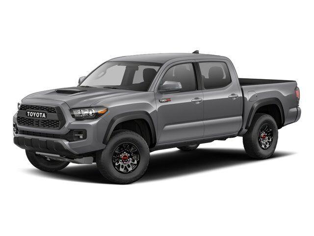 2018 Toyota Tacoma Limited