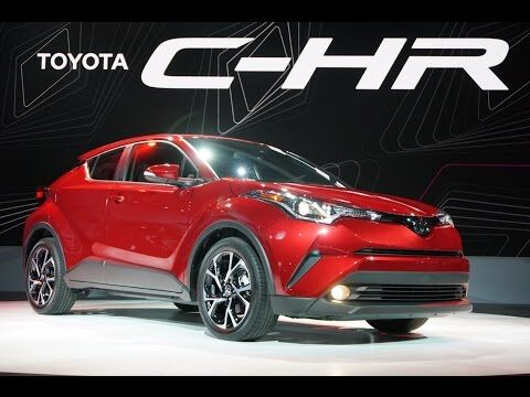 2018 Toyota C-HR XLE Premium FWD