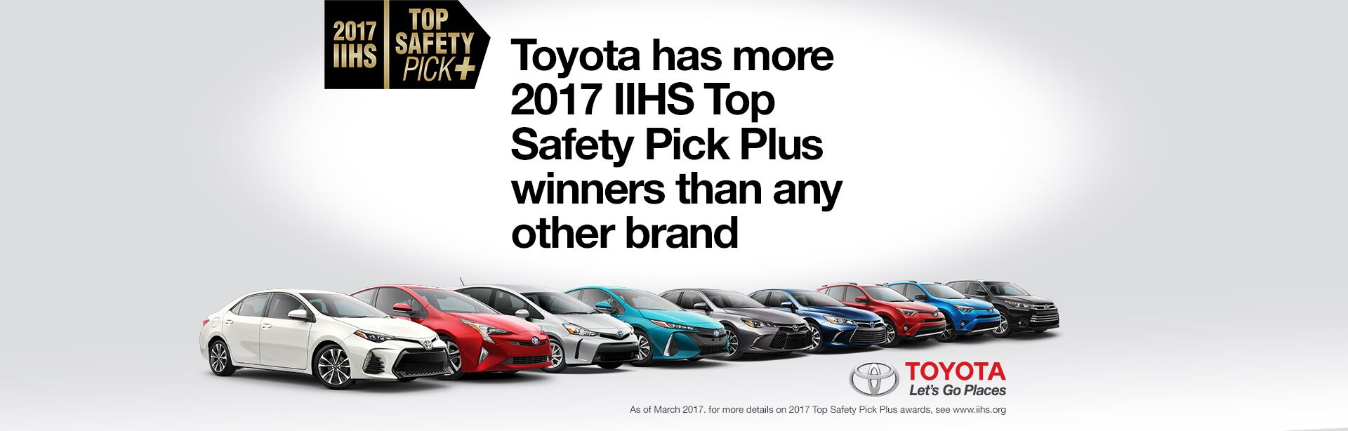 IIHS Top Safety 2017