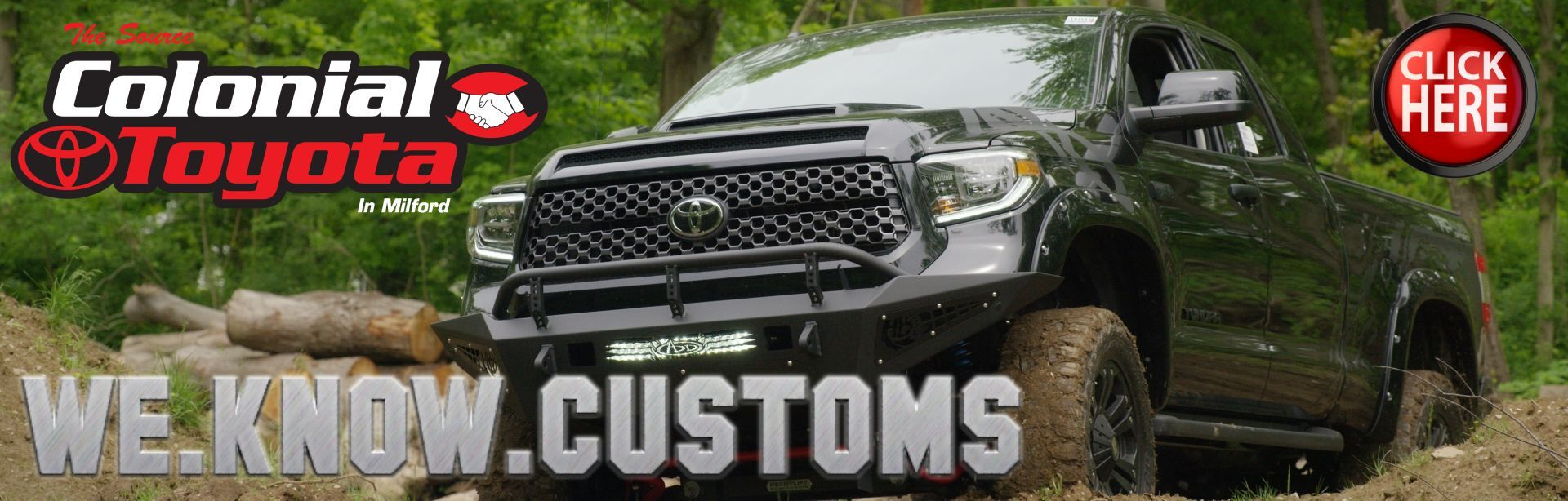We Know Custom Trucks