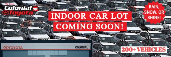 Indoor Car lot Comming Soon