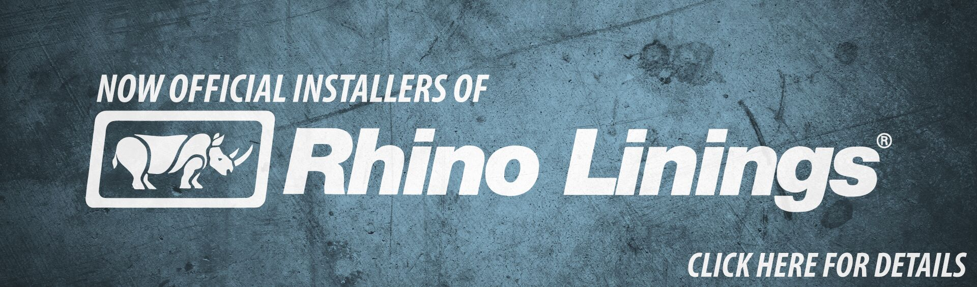 Rhino Linings available at White River Toyota