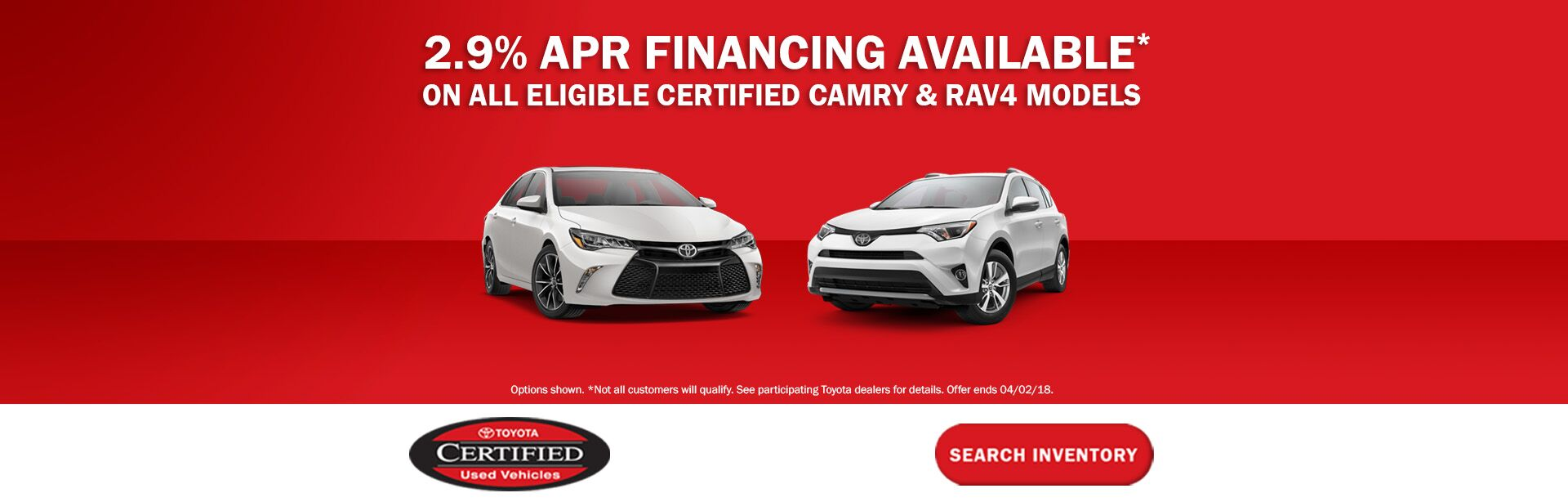 Rav4 and Camry