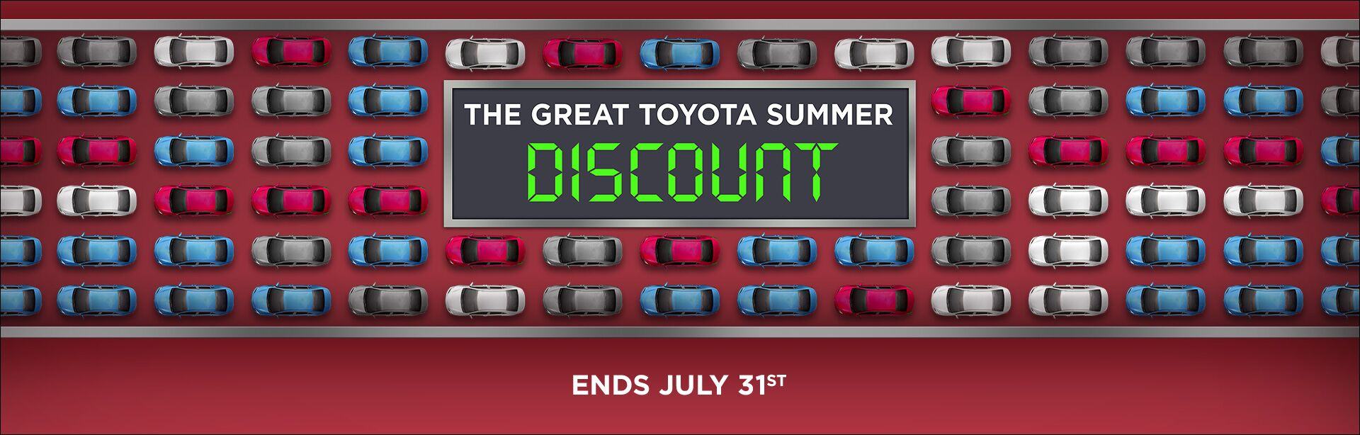 The Great Toyota Discount