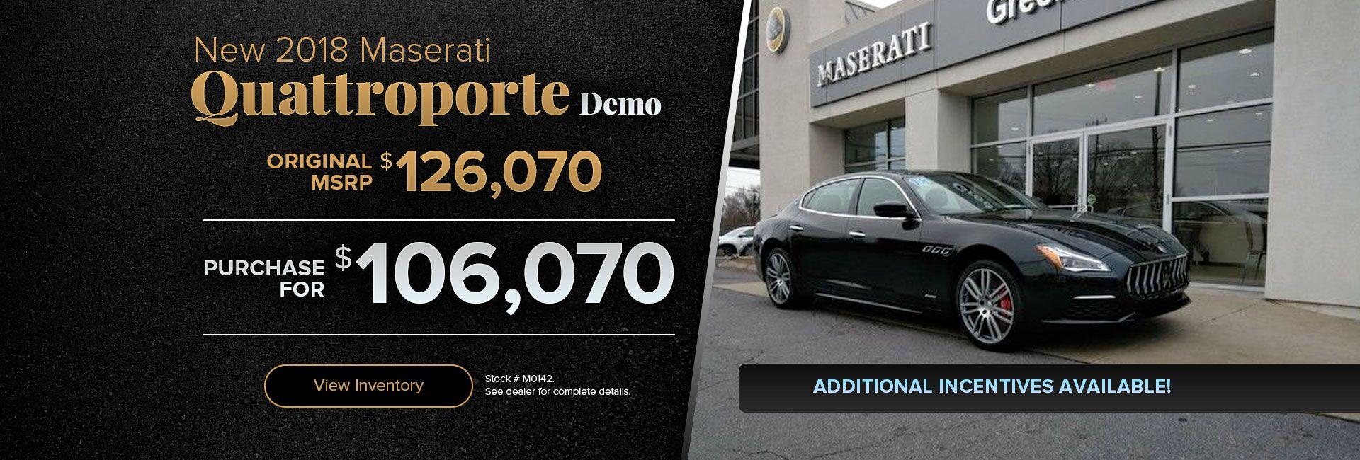 Used Cars Greenville Sc >> Maserati And Lotus Dealership Greenville Sc Used Cars Maserati