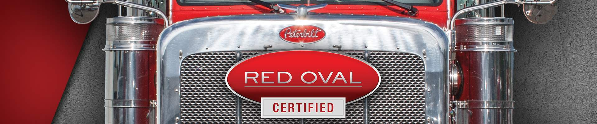 Red Oval Trucks