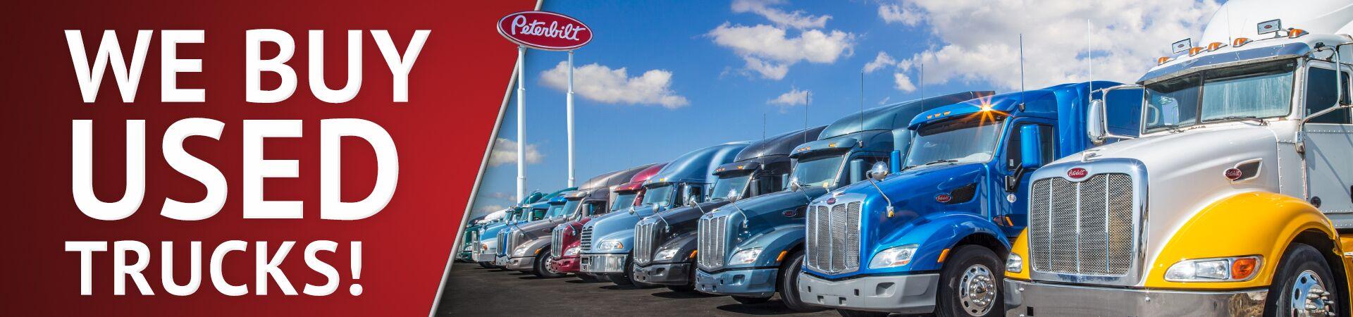 We Buy Used Trucks