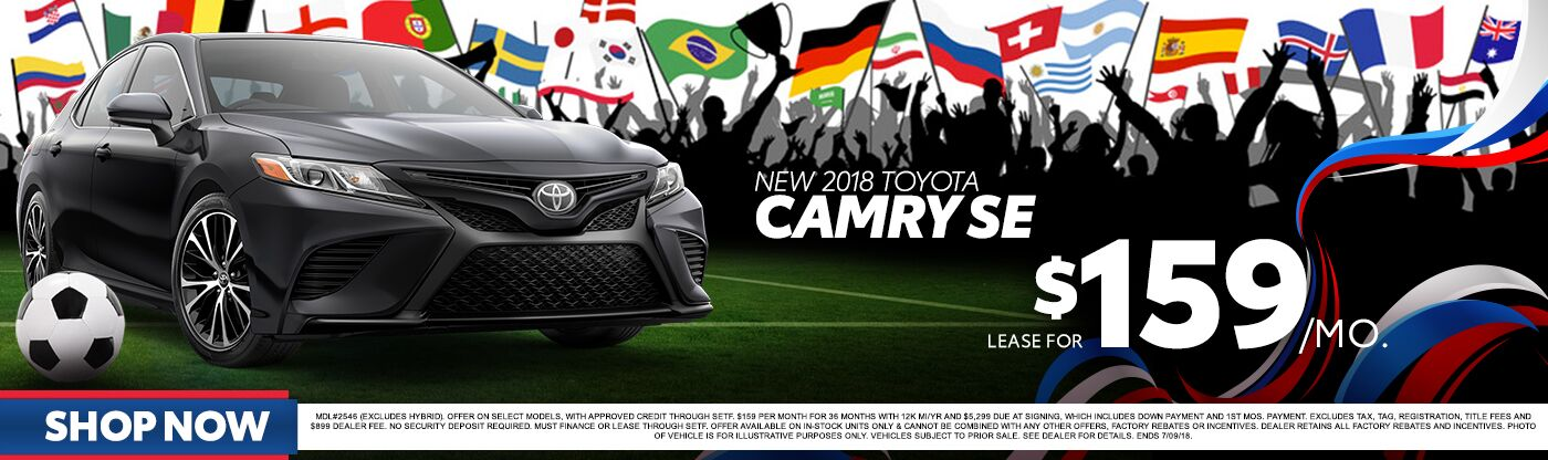 Camry World Cup Special