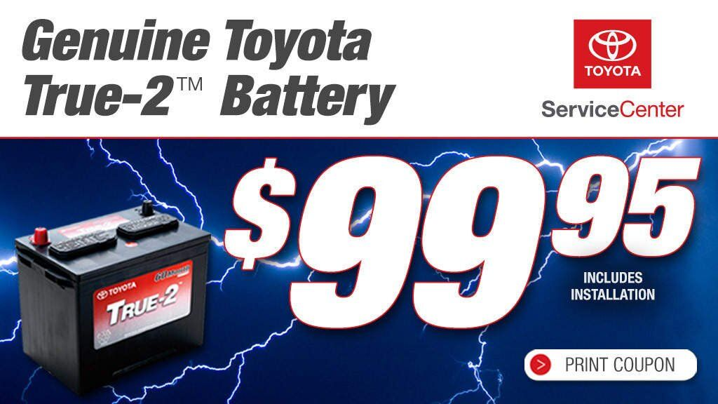National Battery Promotion