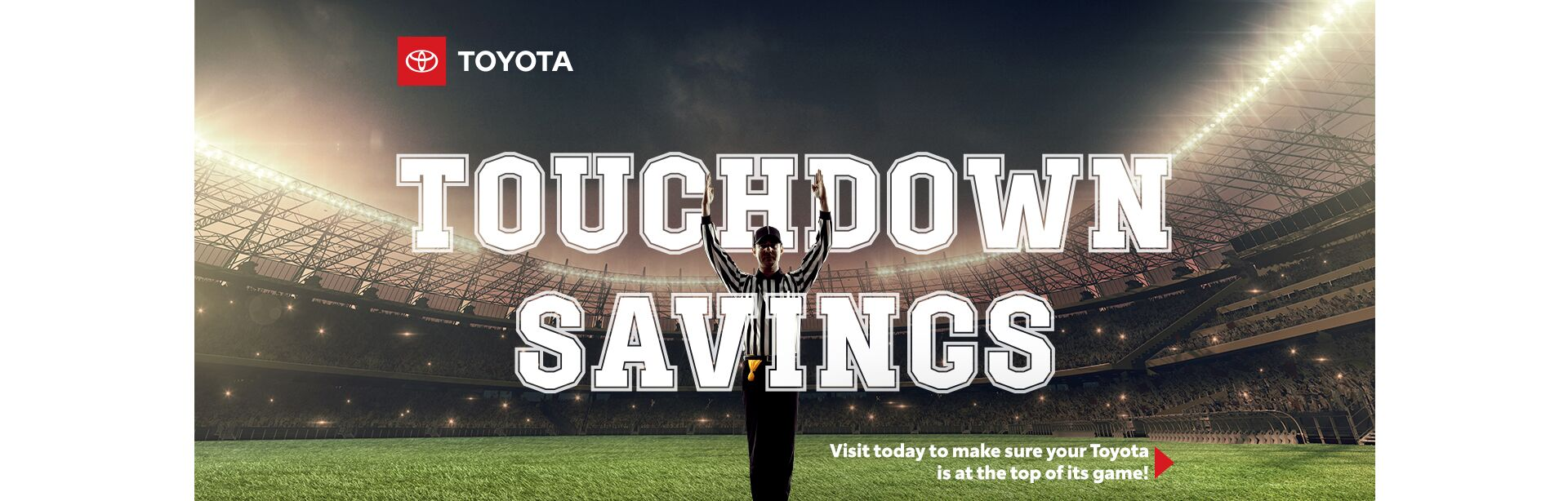 Touchdown Savings  1