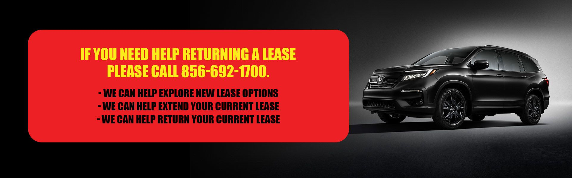Returning a Lease