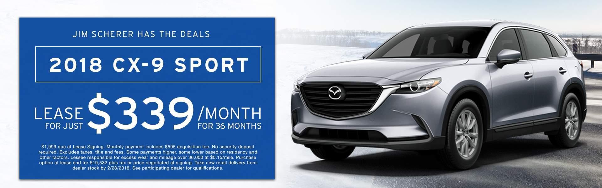 Mazda Dealership Peoria IL | Used Cars Scherer Mazda