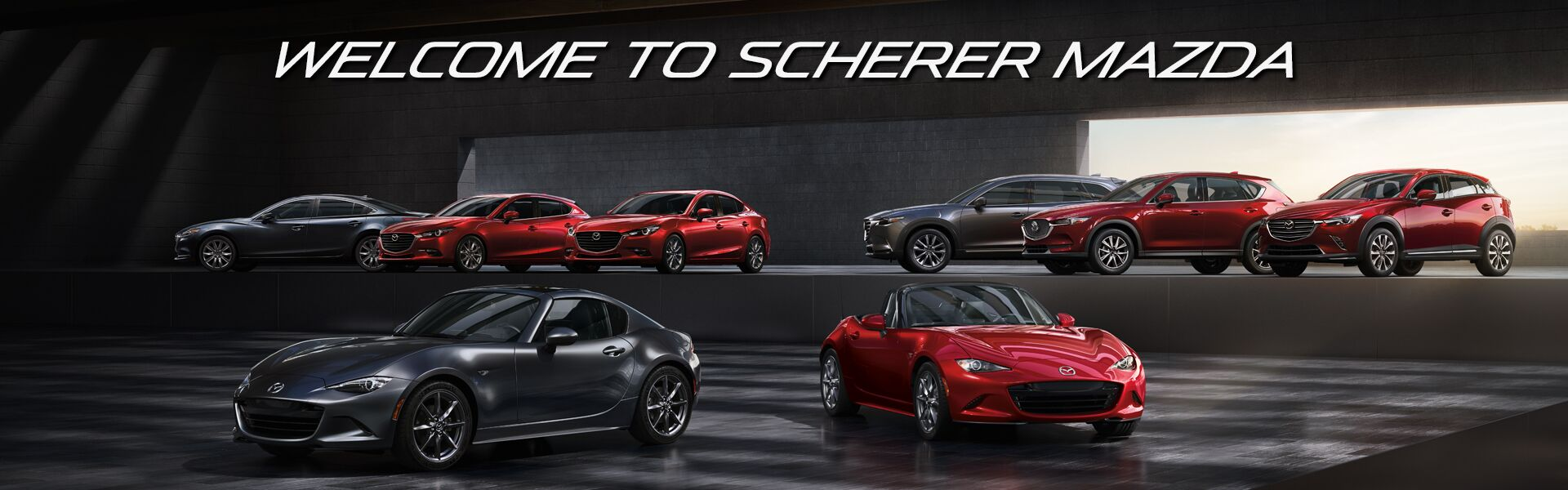 Welcome To Scherer Mazda